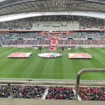 2015年10月31日 ナビスコカップ決勝 ガンバ大阪vs鹿島アントラーズ