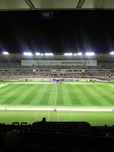 2016年2月9日 ACLプレーオフ チョンブリFC@FC東京