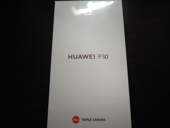 Huawei P30を開封して思ったこと