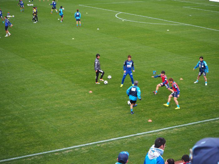 横浜FC カズ